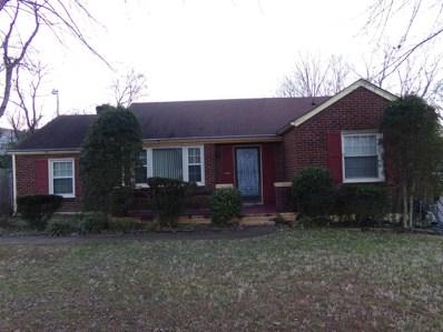 1510 Dugger Dr, Nashville, TN 37206 - MLS#: 1997928