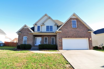 3713 Meadow Knoll Ct, Clarksville, TN 37040 - MLS#: 2001500