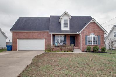 1125 Mantle Way, Murfreesboro, TN 37129 - MLS#: 2003256