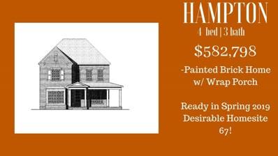 3020 Farmhouse Drive 67, Franklin, TN 37067 - MLS#: 2006856