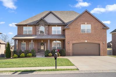 416 Clover Meadows Court, Clarksville, TN 37043 - MLS#: 2011509