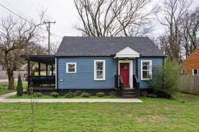 1018 Granada Ave, Nashville, TN 37206 - MLS#: 2012101