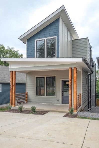 513 Weakley Ave, Nashville, TN 37207 - MLS#: 2012250