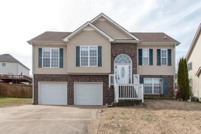 1176 Viewmont Drive, Clarksville, TN 37040 - MLS#: 2014506