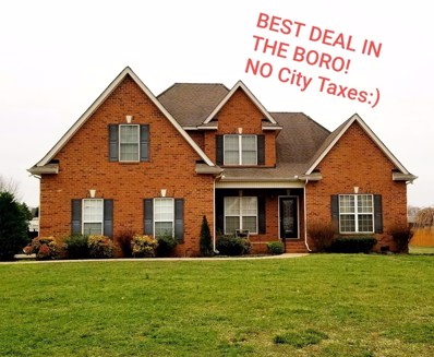 309 Beverly Randolph Dr, Murfreesboro, TN 37129 - MLS#: 2014616