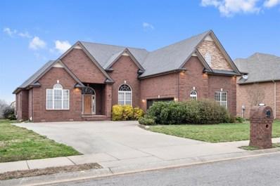 405 Carson Bailey Ct, Clarksville, TN 37043 - MLS#: 2016227