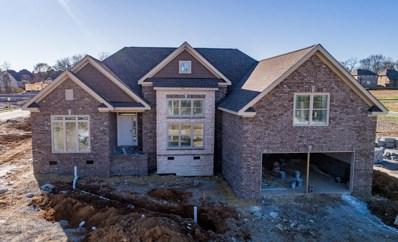 6030 Spade Drive Lot 255, Spring Hill, TN 37174 - MLS#: 2019635