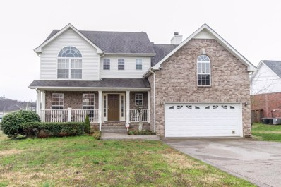 605 Hornsby Ln, Murfreesboro, TN 37129 - MLS#: 2019716