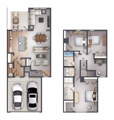 6049 Hillside Ln, Spring Hill, TN 37174 - MLS#: 2020190