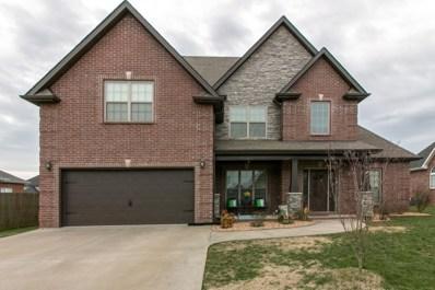 392 Waylon Ct, Clarksville, TN 37043 - MLS#: 2020348