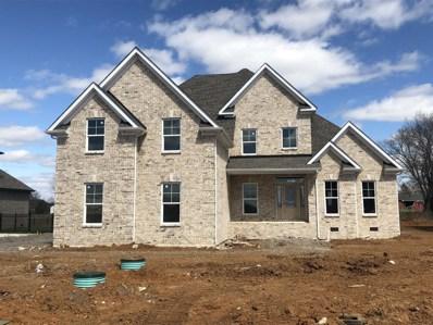 1725 North Side Drive, Murfreesboro, TN 37130 - MLS#: 2020932