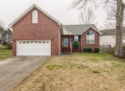 490 Creek Pt, Mount Juliet, TN 37122 - MLS#: 2022141