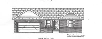 2008 Eisley Lane, Columbia, TN 38401 - MLS#: 2022349