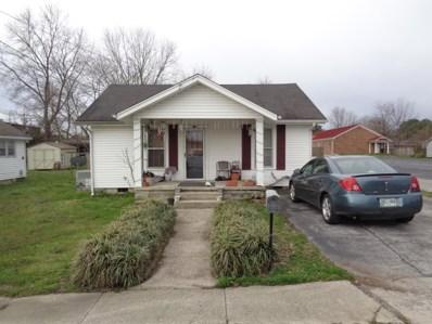 105 N Eddie St, Tullahoma, TN 37388 - MLS#: 2029326