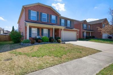 1007 Gannett Rd, Hendersonville, TN 37075 - MLS#: 2029860