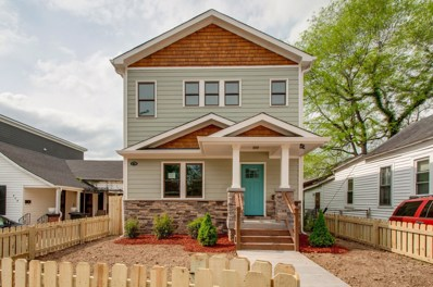 1716 Underwood St, Nashville, TN 37208 - MLS#: 2032692