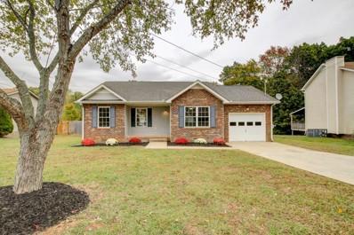 348 Broadmore Dr, Clarksville, TN 37042 - #: 2094475