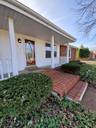 152 Concord Dr W, Clarksville, TN 37042 - MLS#: 2107683