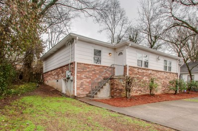 3606 Nebraska Ave, Nashville, TN 37209 - MLS#: 2122571