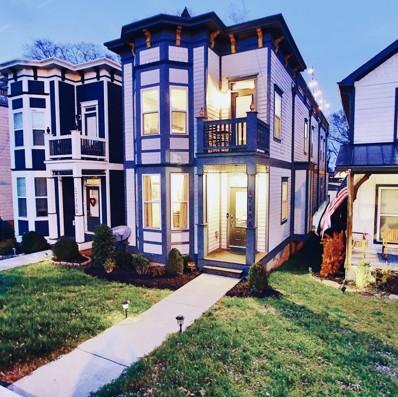 1718 6th Ave N UNIT A, Nashville, TN 37208 - MLS#: 2124655