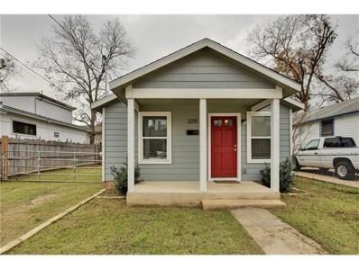 2215 Santa Rita Street, Austin, TX 78702 - #: 1033685