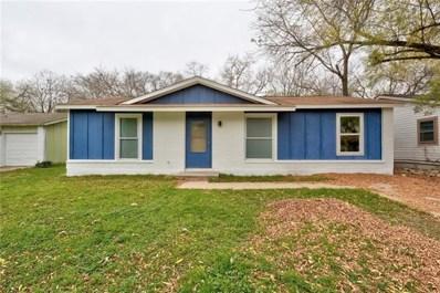 4503 Dovehill Dr, Austin, TX 78744 - MLS##: 1056460