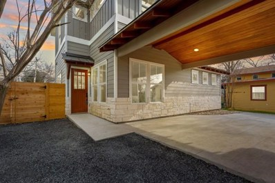 404 W North Loop Blvd UNIT B, Austin, TX 78751 - MLS##: 1066744