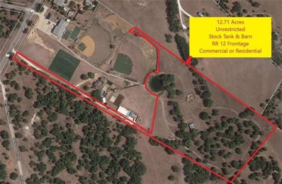 00 Ranch Road 12, Dripping Springs, TX 78620 - #: 1103520