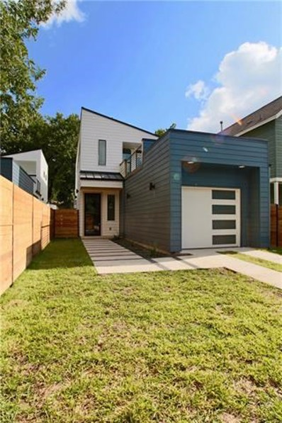 2910 Garwood St UNIT A, Austin, TX 78702 - MLS##: 1189427
