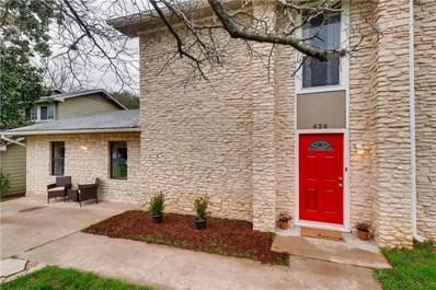 424 Baldridge Dr, Austin, TX 78748 - #: 1219823