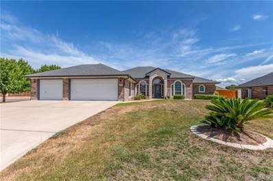 401 Bareback Trail, Harker Heights, TX 76548 - MLS#: 1236479