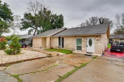 6901 Aries Ln, Austin, TX 78724 - MLS##: 1241096