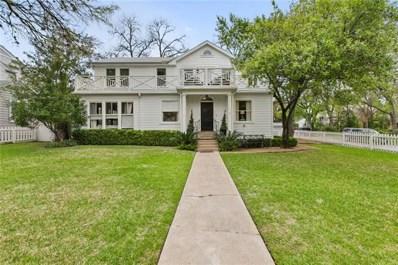2906 OAKHURST Ave, Austin, TX 78703 - MLS##: 1285365