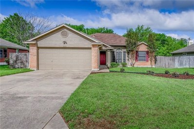 223 Little Lake Rd, Hutto, TX 78634 - MLS##: 1369374