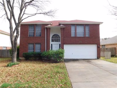 8313 Glen Canyon Dr, Round Rock, TX 78681 - MLS##: 1382480