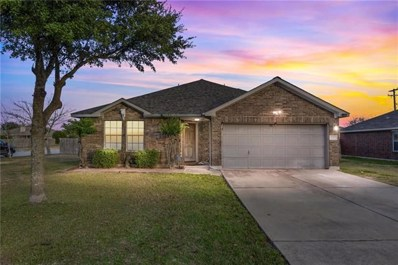 120 Kerley Dr, Hutto, TX 78634 - MLS##: 1386845