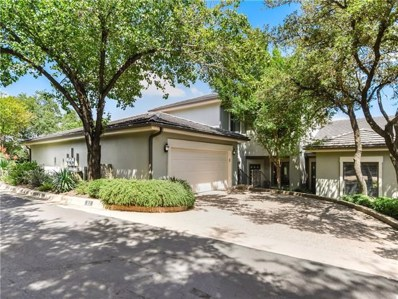 4231 Westlake Dr UNIT D2, Austin, TX 78746 - MLS##: 1505618