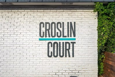 300 E Croslin St UNIT 106, Austin, TX 78752 - MLS##: 1546686