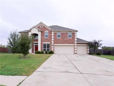 2917 Kerbey Heights Court, Pflugerville, TX 78660 - #: 1550707