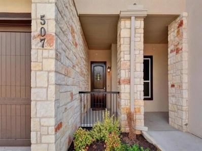 2601 N Quinlan Park Road UNIT 507, Austin, TX 78732 - #: 1557713