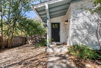 5704 Gloucester Ln UNIT B, Austin, TX 78723 - MLS##: 1622246