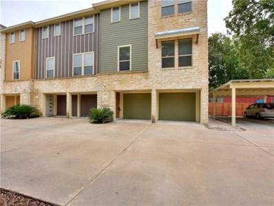 604 Allen Street UNIT 103, Austin, TX 78702 - #: 1636194