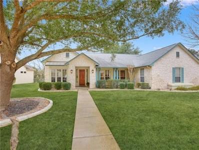 115 Crystal Springs Dr, Georgetown, TX 78633 - MLS##: 1678194