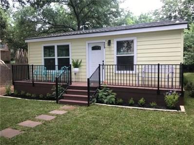 909 Ellingson Ln, Austin, TX 78751 - MLS##: 1715010