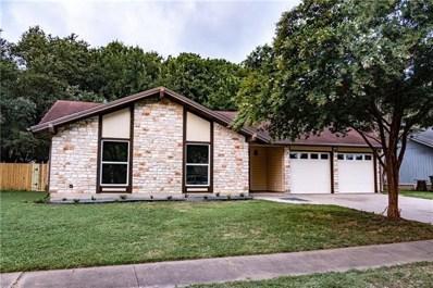 3703 Monument Dr, Round Rock, TX 78681 - #: 1731014