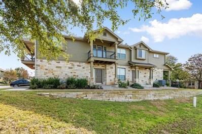 14815 Avery Ranch Blvd UNIT 1801, Austin, TX 78717 - MLS##: 1750826
