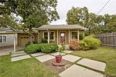 4612 Connelly St, Austin, TX 78751 - MLS##: 1759715