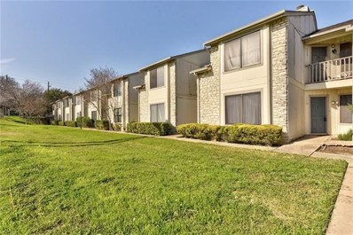 1750 Timber Ridge Rd UNIT 116, Austin, TX 78741 - MLS##: 1762666