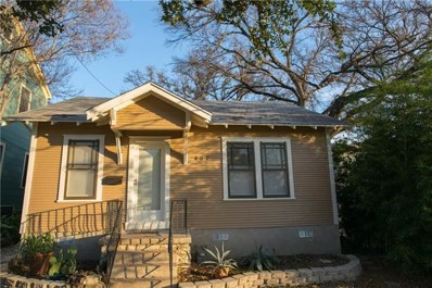 807 Pressler St, Austin, TX 78703 - MLS##: 1810548