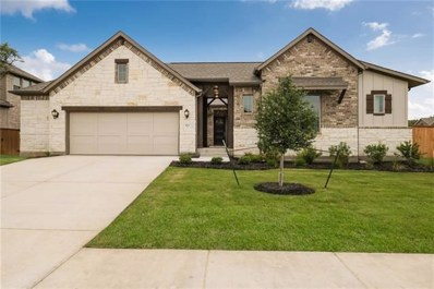 401 FANNIN BATTLEGROUND Ln, Georgetown, TX 78628 - #: 1854592